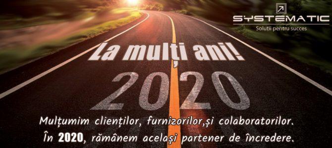 La Multi Ani 2020 – Systematic SRL